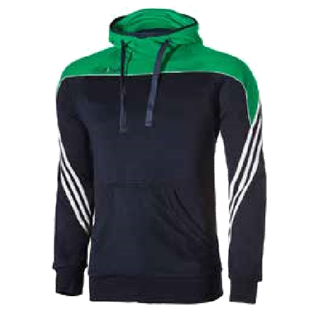 Parnell hooded top